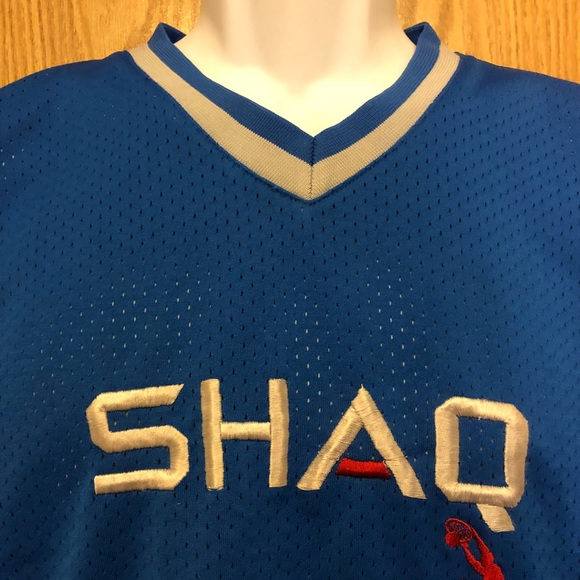 shaq Other - Shaquille O Neal jersey mens L EUC from 1990's